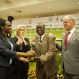 EMRC Rabobank Award