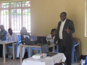 Rwandabest Managing Director, RUZIBIZA Jean Claude