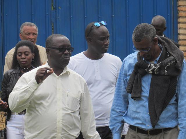 Africa Agribusiness Academy ( AAA ) visit to Rwanda Best
